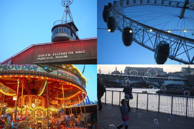 London collage1