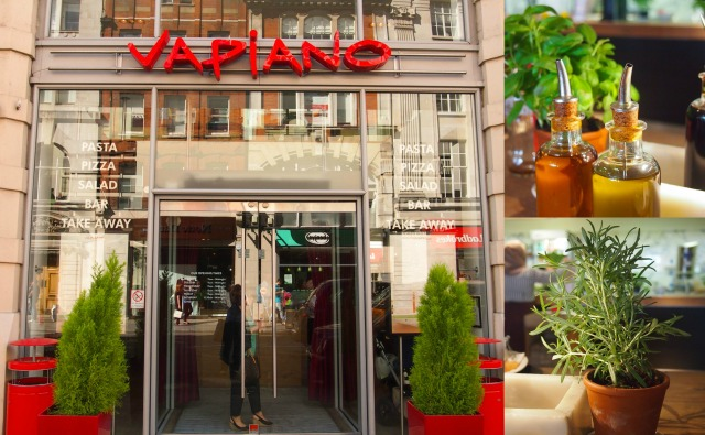 Vapiano Collage2